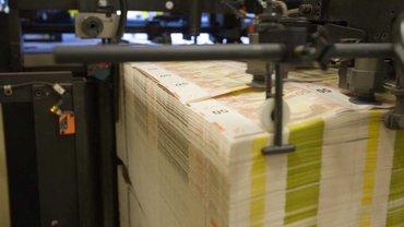 Giesecke & Devrient-Druckerei: Nicht einmal mehr mit Geld drucken lässt sich offenbar Geld verdienen
