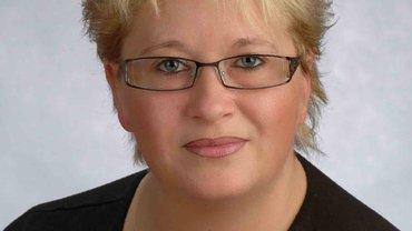 Betriebsratsvorsitzende und ver.di Aktivistin Sandra Bollinger-Drudi