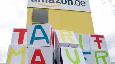 Amazon – jetzt wird die Tarifmauer durchbrochen
