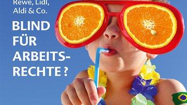 Titelbild der Broschüre zur Orangensaft-Studie