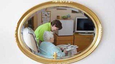 Gute Pflege im Alter