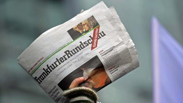 Frankfurter Rundschau adé