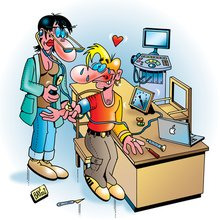 Betriebliches Gesundheitsmanagement: Schindluder oder Blauäugigkeit?