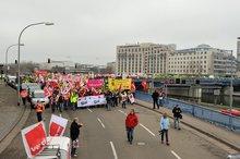 Teilnehmer sind voll solidarisch!