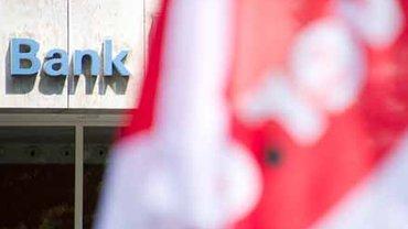 Bankangestellte streiken