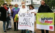 Wir alle sind Charité - so auch die Losung in Ottweiler