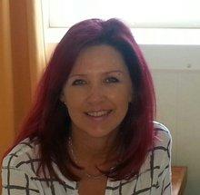 Sandra Hoen arbeitet in Völklingen