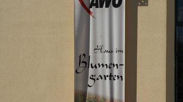 Eine Einrichtung der Altenpflege der Arbeiterwohlfahrt Saarland