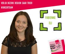 Fabienne Eli – Trainee zur Gewerkschaftssekretärin