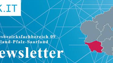 Logo des Newsletters TK/IT RPS