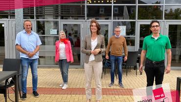 Sommertour Katharina Baley mit Rahmen