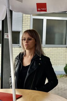Gewerkschaftssekretärin Stefanie Schwack